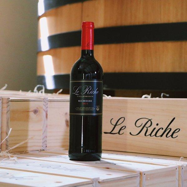 Le Riche Wines Lerichewines Twitter
