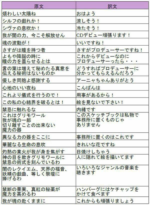 #蘭子語 hashtag on Twitter