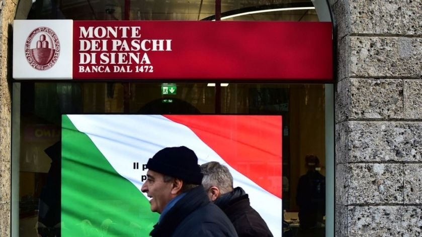 Italy approves bailout for Monte dei Paschi - BBC News #Bitcoin