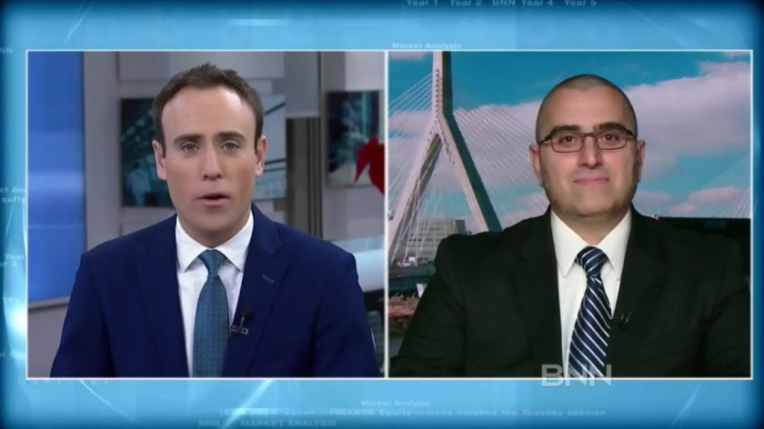 Today, @JonErlichman and I discussed:   1. #AI 2. Chatbots 3. eCommerce 4. Mobile & Social
