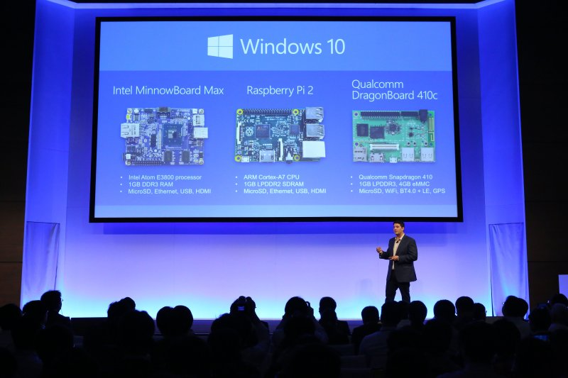 Windows 10 IoT Core Build 15002 released to Insiders -