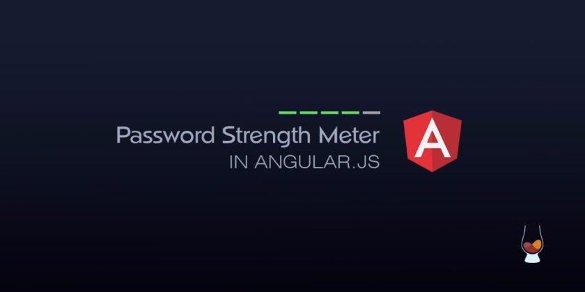 Password Strength Meter in AngularJS  #javascript #angularjs