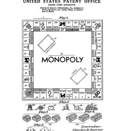 anthony mason on twitter on this date in 1935 us patent 2 026 082 was granted for the board game monopoly  [ 817 x 1200 Pixel ]