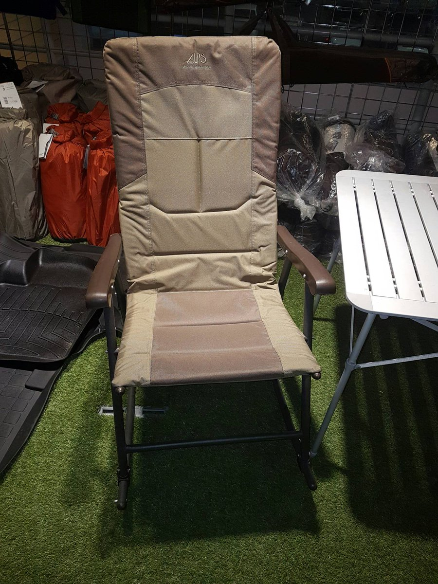 folding chair qatar linen tufted tub rasen sports on twitter alpsbrands camping rocking fold for easy travel and relaxing when you need it only rasensports qatari قطر