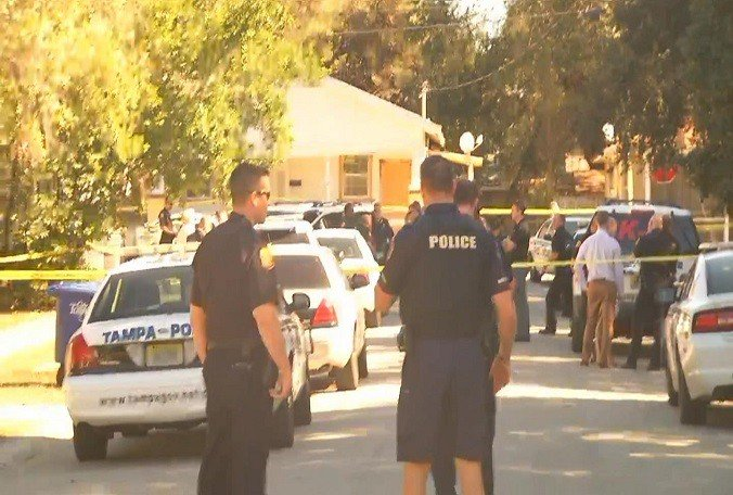 Tampa Police investigating an officer-involved shooting   Updates: