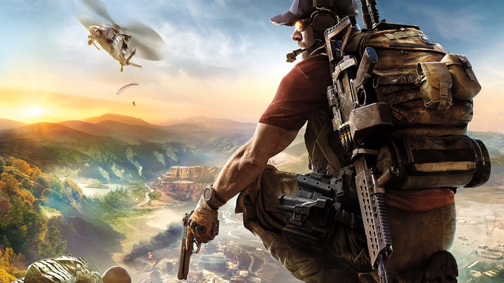 Ghost Recon Wildlands The Red Dot Live Action Trailer