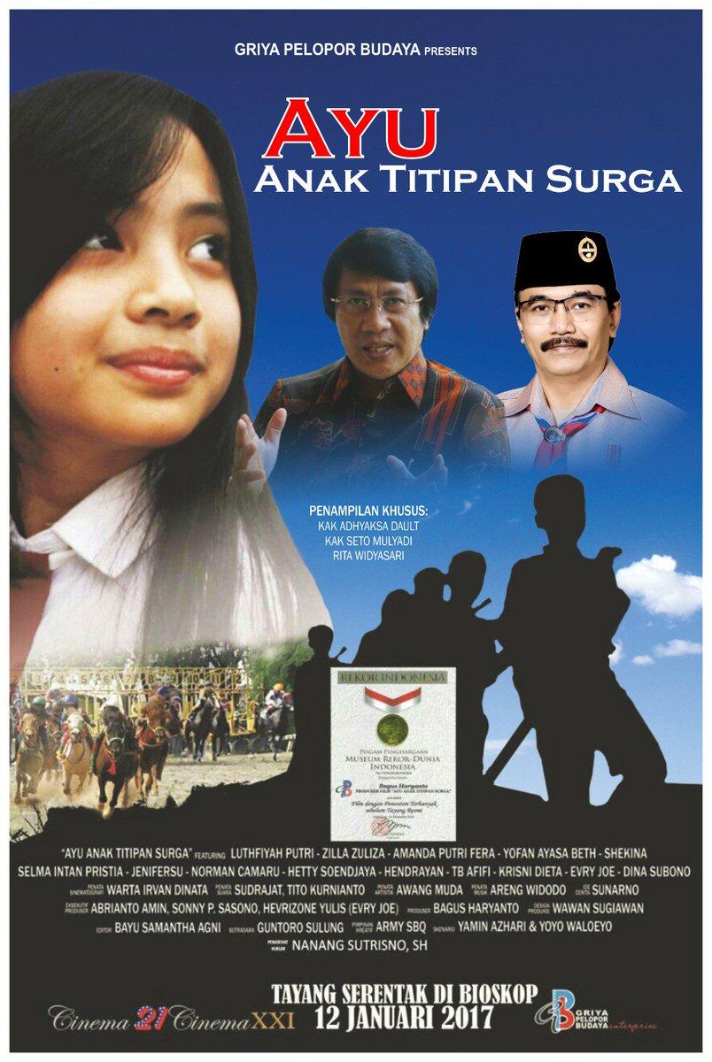 Download Film Ayu Anak Titipan Surga Full Movie : download, titipan, surga, movie, Novairi, Husaini, (@NoVaIRi_24), Twitter