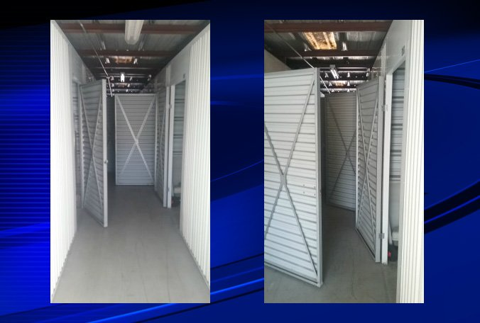 Police: Approximately 70 storage units broken into at #StPete facility #Pinellas