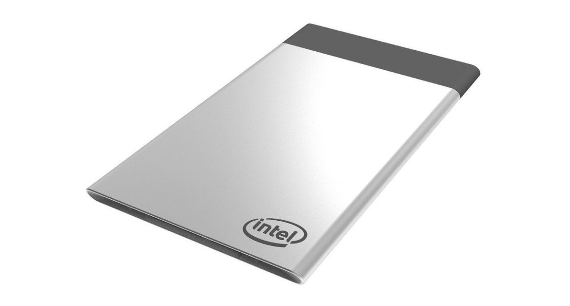 Intel launches modular Compute Card at CES 2017   #Tech #News #IoT #CES2017