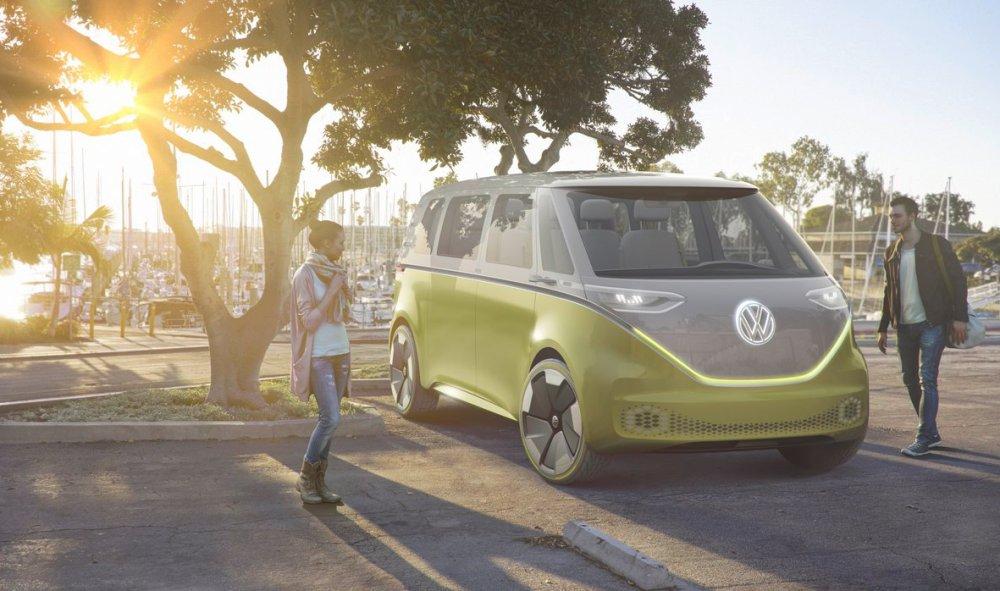 ID Buzz o Volkswagen Combi 2025, como quieras llamarle.