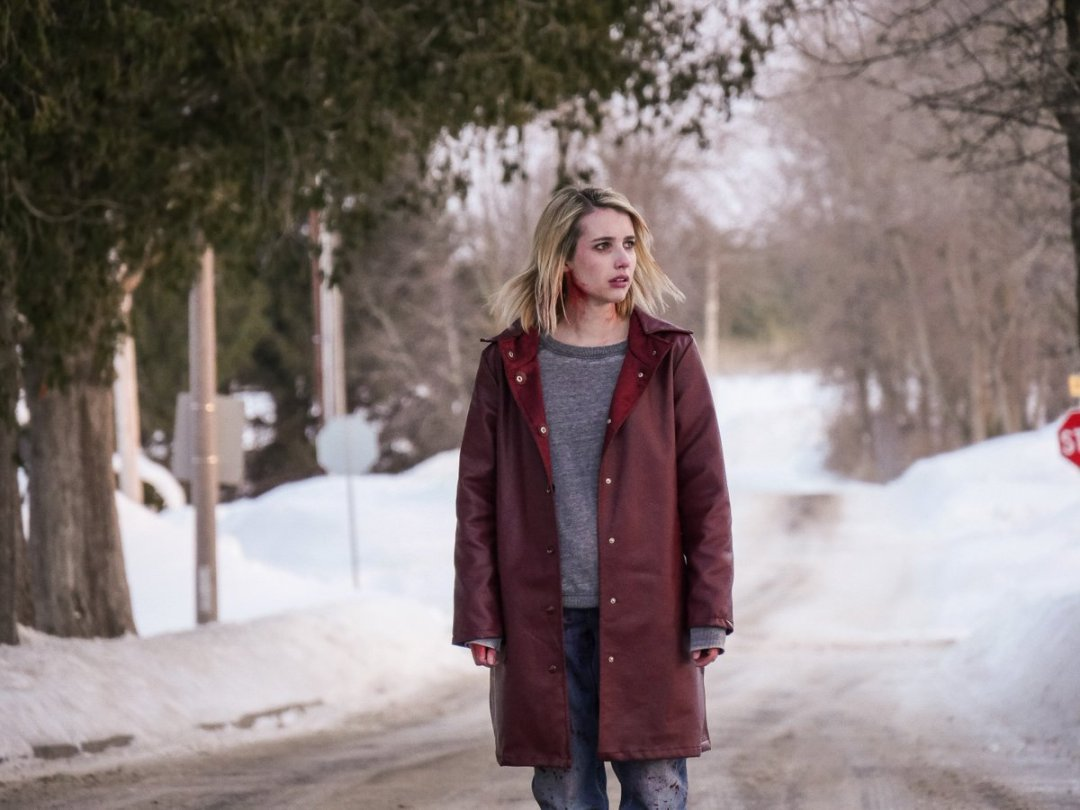 The Blackcoat's Daughter Trailer Featuring Emma Roberts