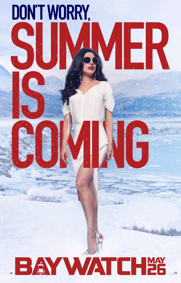 Baywatch Character Posters Revealed