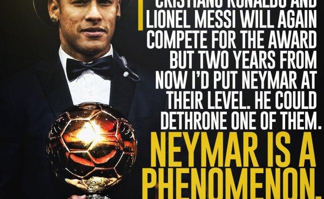 Neymar Jr 2019 Ballon D Or Winner Scoopnest