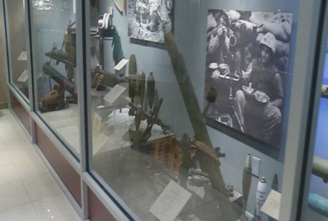 The Armed Forces Museum in #Largo will offer free admission on its final day—Jan. 29.