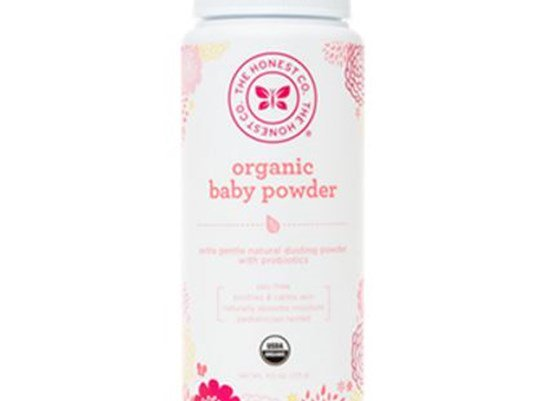 Honest company recalls organic baby powder