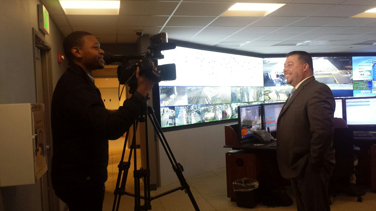 Mbta On Twitter Deputy Coo Johnson Spoke With Media Today About The  Recently Renovated Mbta Bus
