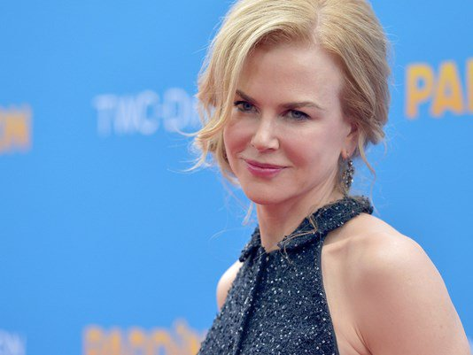 Nicole Kidman: It's time to support Trump:
