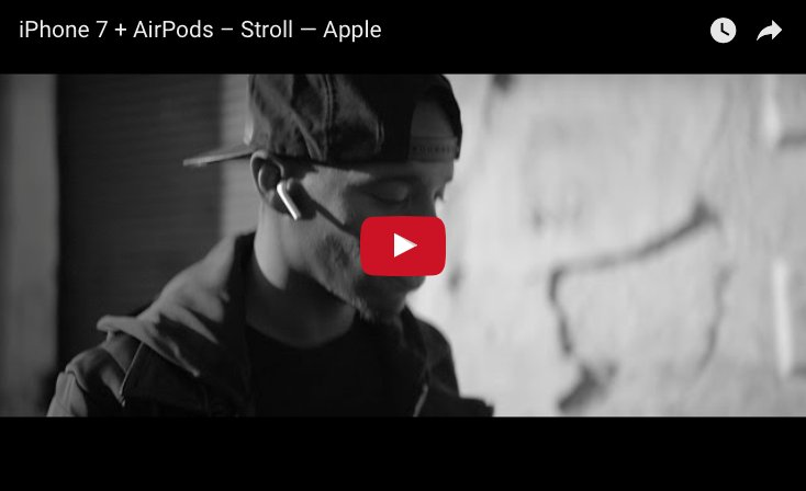 Video: @Apple's New AirPods Ad Will Get You Moving  #AirPods #Wearables #Hearables #IoT