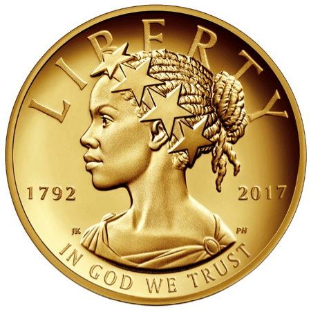 US Mint unveils new Lady Liberty on coins: