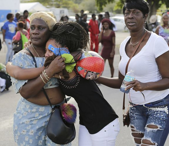 Martin King Jr. Day parade turns violent when 8 shot in Miami (w/video)