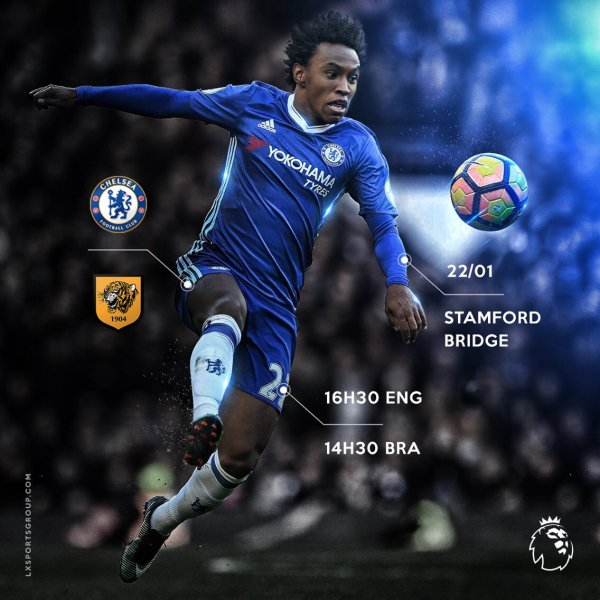 1191860dfad Premier League Chelsea Fc - Year of Clean Water