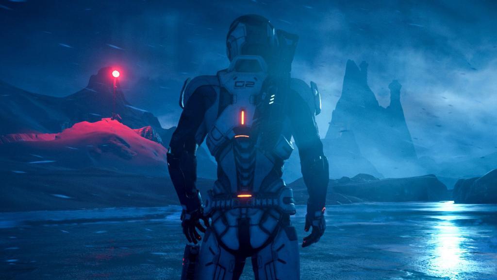 Mass Effect: Andromeda Pre-Order Bonus Trailer