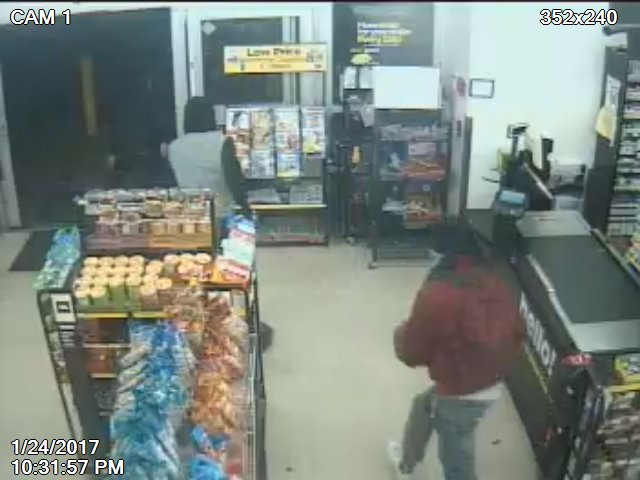 Sarasota Police searching for Dollar General armed robbery suspects