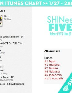 Shinee usa on twitter to purchase your own copy follow this tutorial create japanese itunes account https   xo yalc  also rh