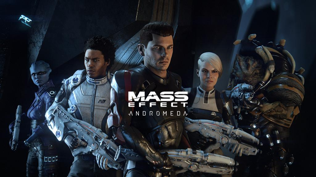 New Mass Effect: Andromeda Cinematic Trailer Revealed 4
