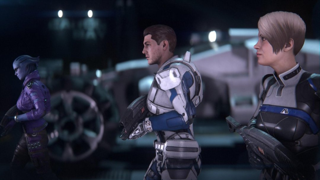 New Mass Effect: Andromeda Cinematic Trailer Revealed