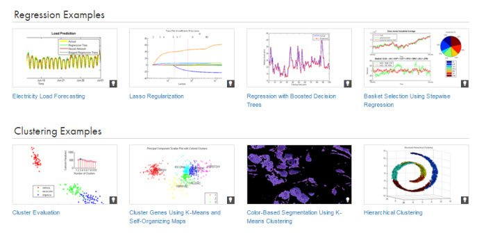 These 14 #machinelearning examples include code, documentation, and more