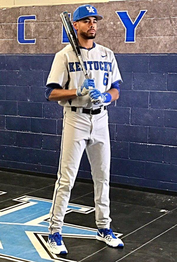 Kentucky Baseball Uniforms