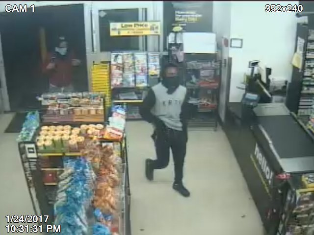 Sarasota police seek Dollar General armed robbery suspects: