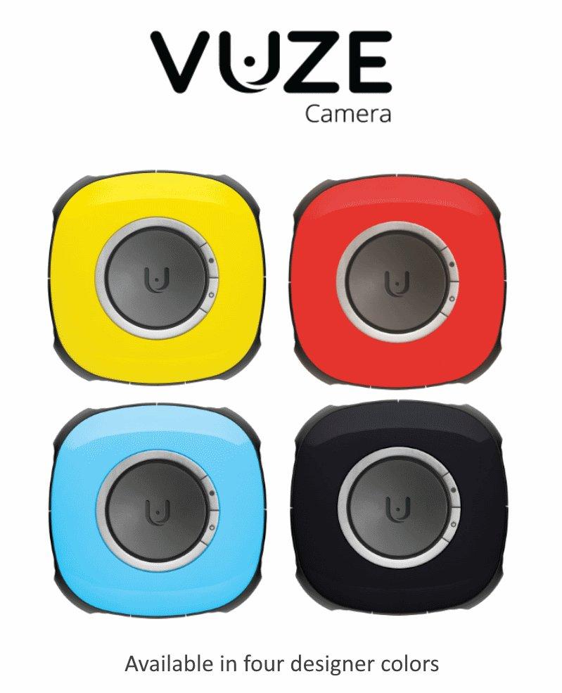 The Vuze camera #VR kit offer expires soon!