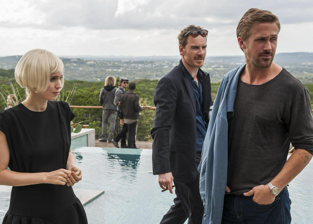 Terrence Malick's Song to Song Trailer