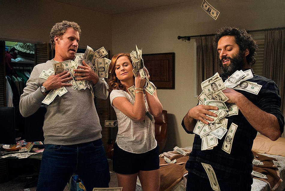 The House Trailer Starring Will Ferrell & Amy Poehler