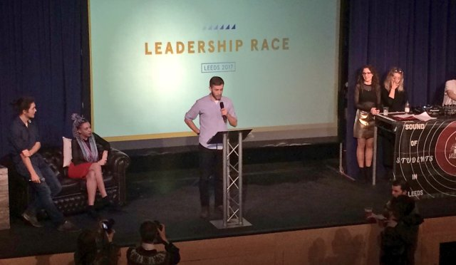 Congratulations @JackPalmer95!! #LeadLUU