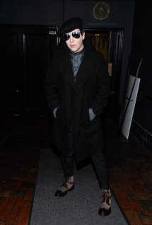 """Manson Source Twitter """"marilyn Attends 7th"""
