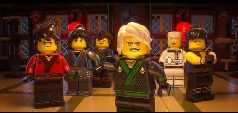 The Lego Ninjago Movie Photos Revealed 7