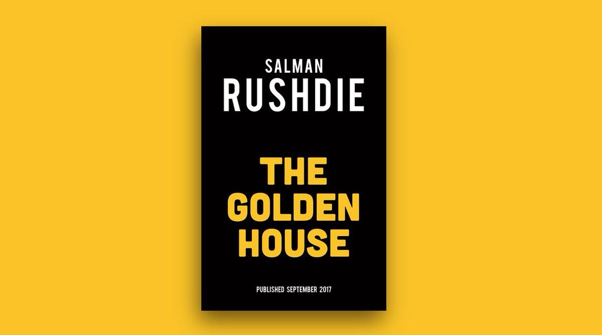 """Résultat de recherche d'images pour """"salman rushdie The Golden House"""""""