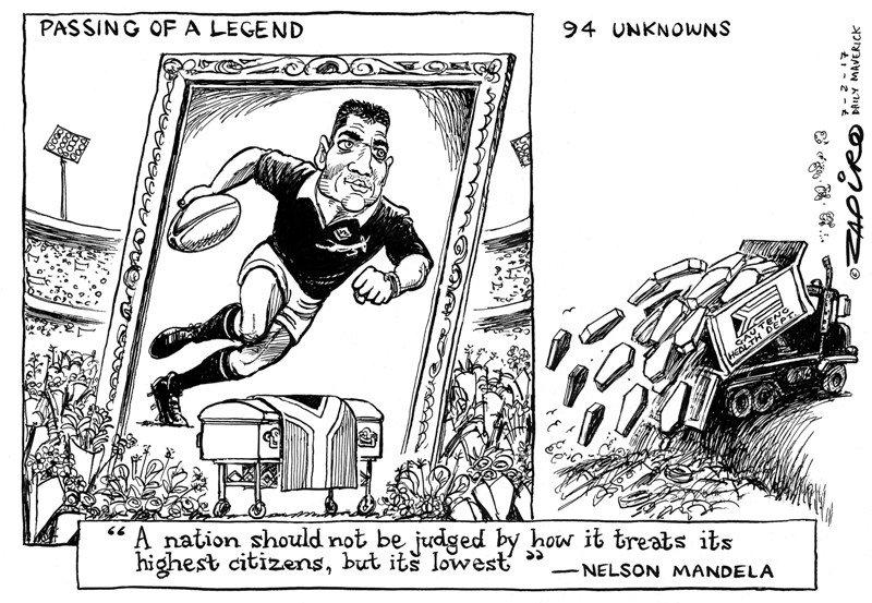 Zapiro on Twitter: