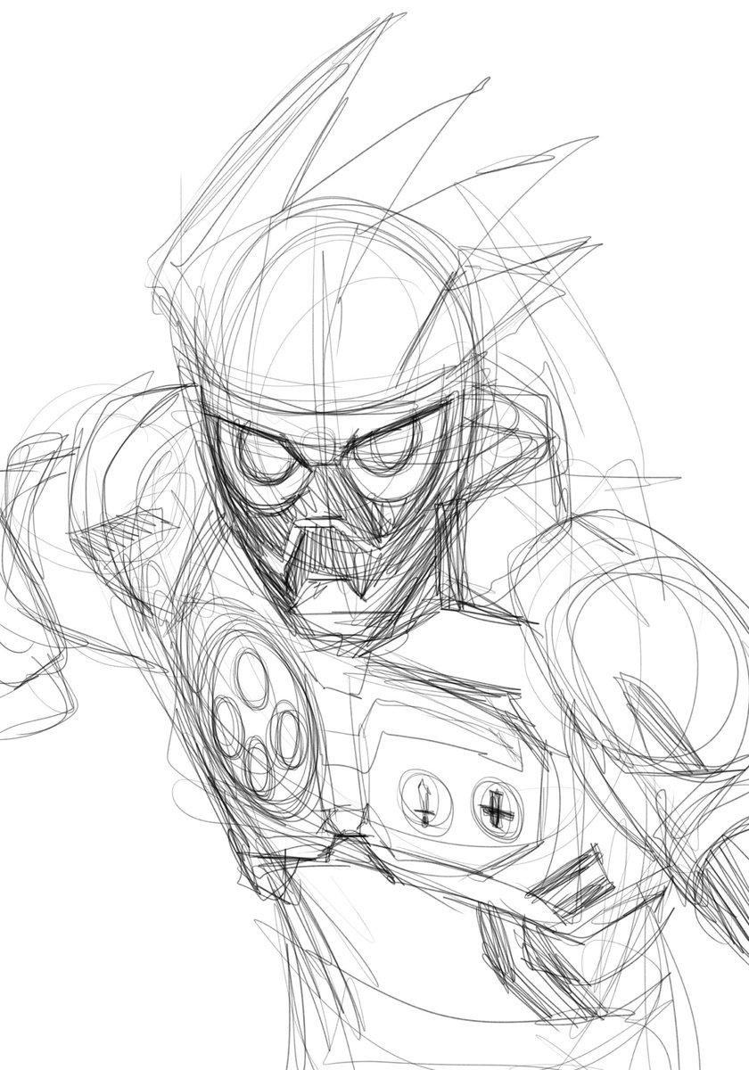 Gambar Mewarnai Kamen Rider : gambar, mewarnai, kamen, rider, Jer-Bear, Twitter:,