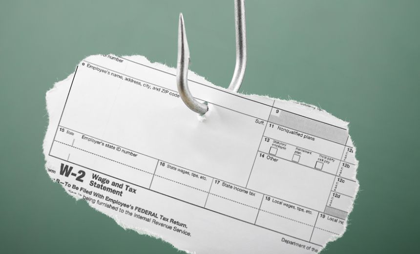 W-2 phishing scams: Mitigating the risks -->  #IoT #CyberSecurity