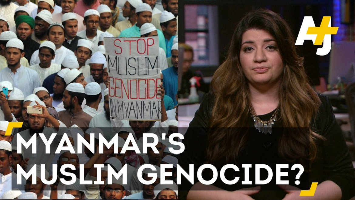 Ethnic cleansing - #Myanmar - #rohingya - #Genocide - Pay attention to this video and UN Report.