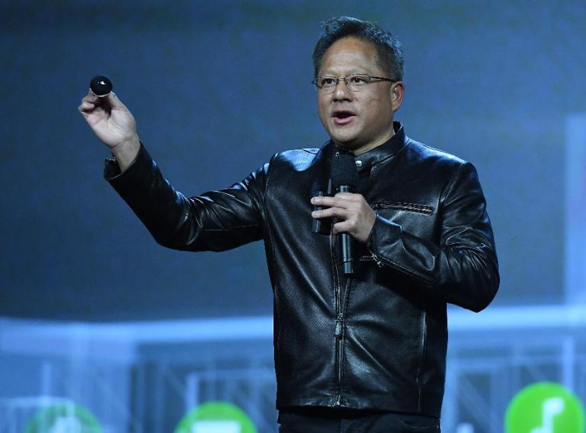 Nvidia beats earnings estimates as its artificial intelligence business keeps on booming