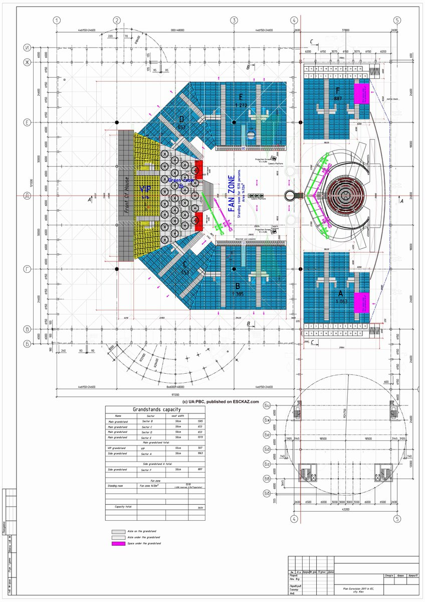 hight resolution of  esckaz teamkaz on twitter eurovision uapbc launches tender for production of the stands publishes new preliminary hall layout 8000 capacity