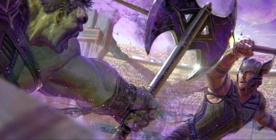 Thor: Ragnarok Concept Art