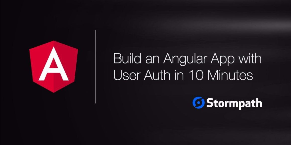 Build an Angular App with User Authentication in 10 Minutes