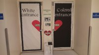 Black History Door Decorating Ideas