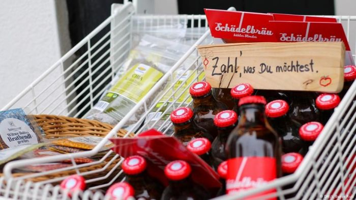 First #German #supermarket sells #waste #food only https://t.co/fQyWiqlS0n